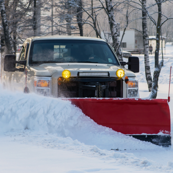 Snow Removal | Lawn & Pest Control Xperts